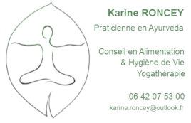 Karine Roncey